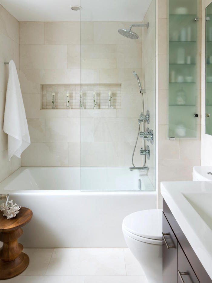 baignoire bac douche petite salle de bain dimensions