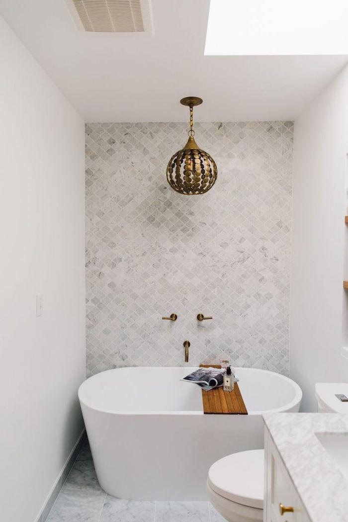 baignoire petites dimensions pour salle de bain design moderne