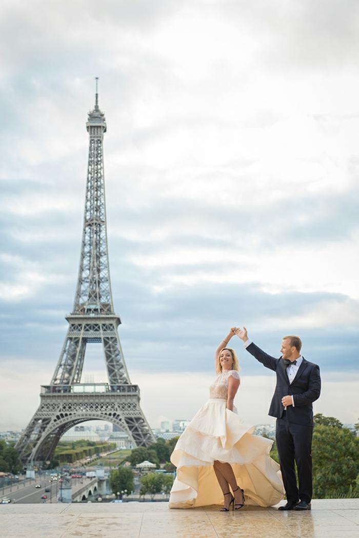 Excellente robe de marier robe de mariée bohème robe marie