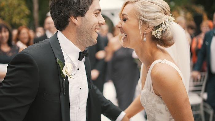 Coiffures de mariage longues boucles voile