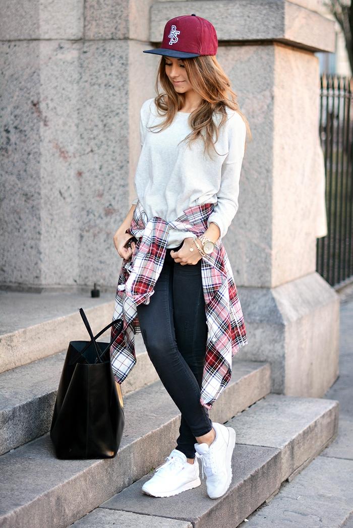 Les vetement swag une tenue simple et swag tenue d été swag sac à main moderne