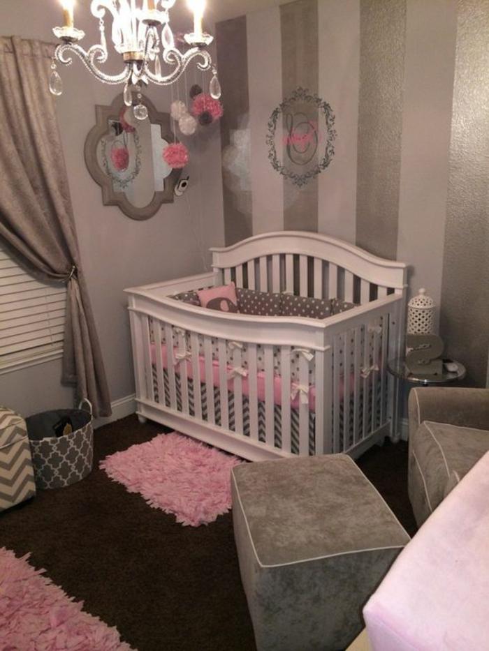chambre baroque noir et rose elegant photo chambre rose. Black Bedroom Furniture Sets. Home Design Ideas