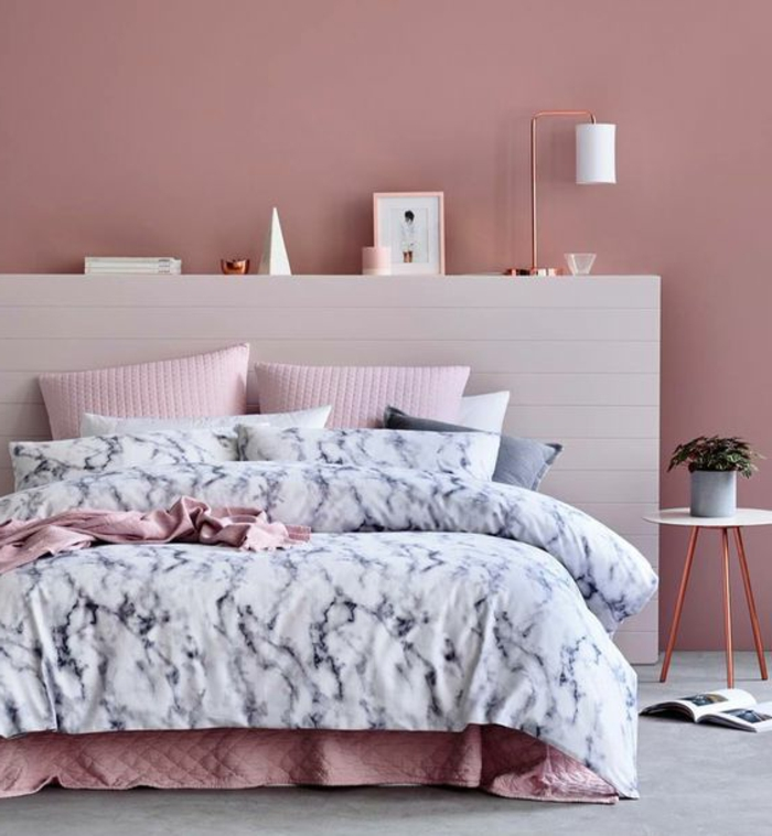 Chambre rose et gris amazing home ideas freetattoosdesign us