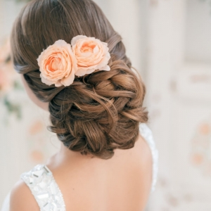 La féerie de la coiffure mariage en 174 variantes merveilleuses. Tendances top de 2017