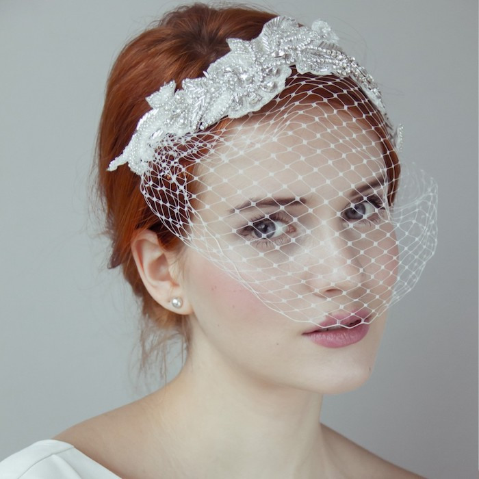 1001 Exemples De Coiffure Mariage Pharamineuse