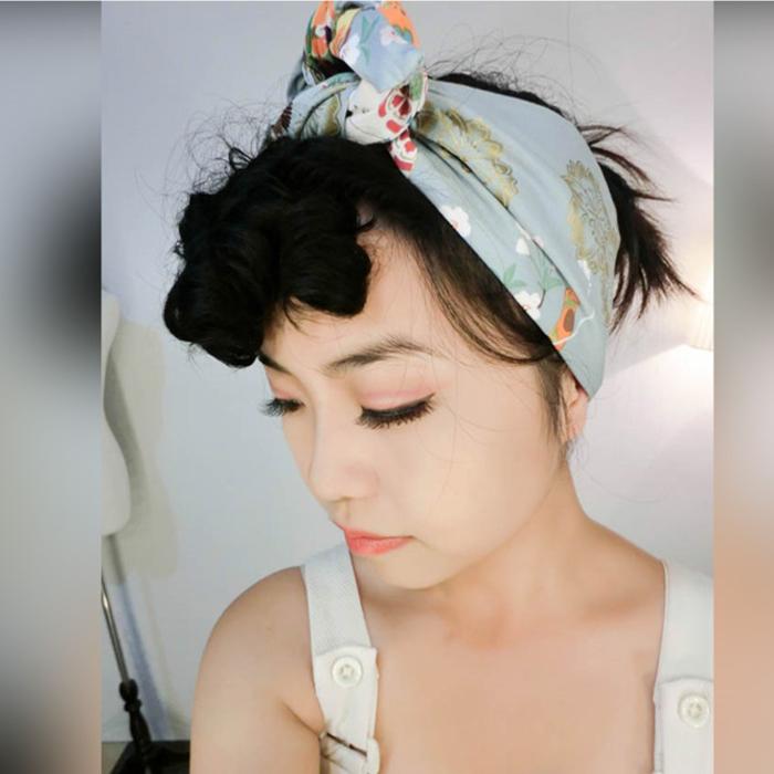 1001 Idees Pour Realiser Une Coiffure Pin Up Chic Et Feminine