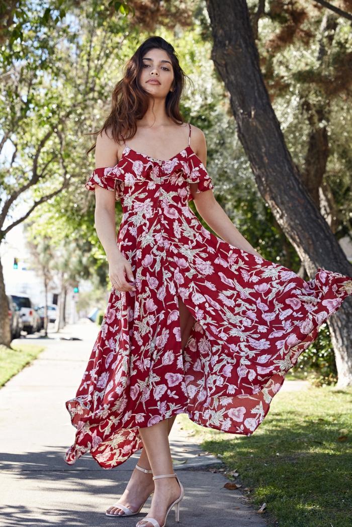 Belle robe pour le mariage de votre meilleure amie cool idée