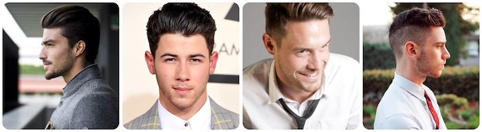 coiffure homme tendance, choisir sa coupe de cheveux selon le visage, célébrité au visage en forme de coeur