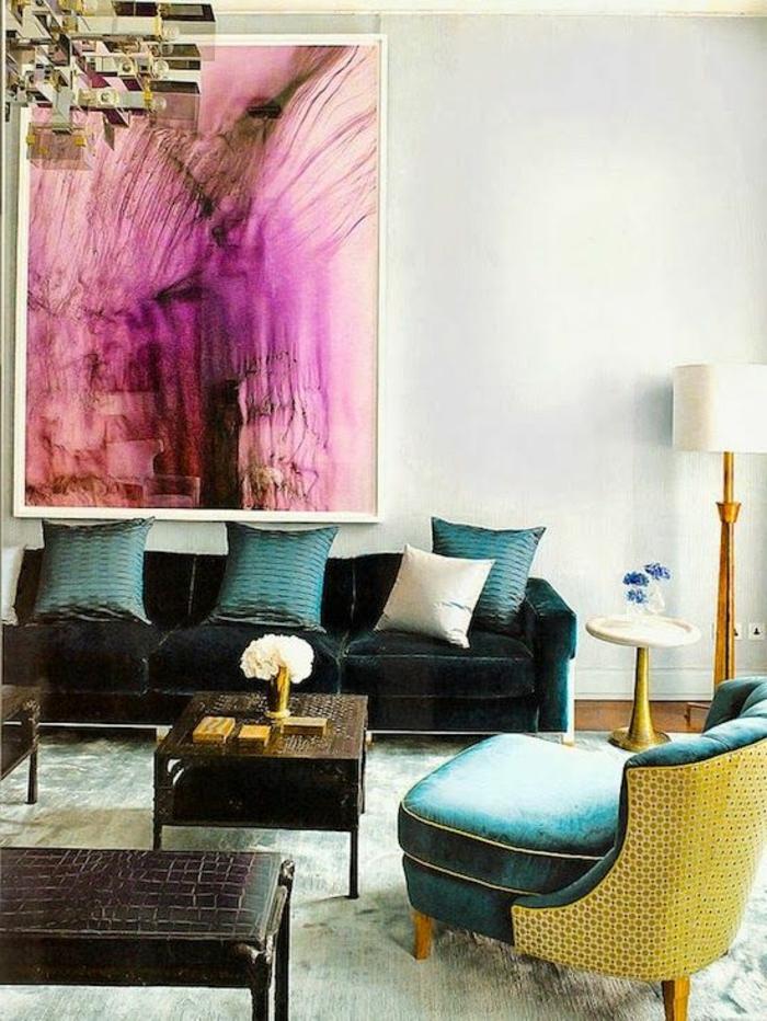 1001 + idées comment combiner la couleur aubergin