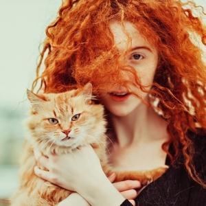 Faites flamboyer vos cheveux avec une couleur cuivre. Feu d'inspiration en 78 photos