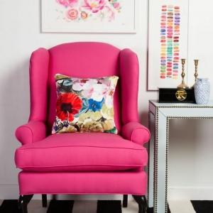 Fuchsia, couleur phare pour transformer vos intérieurs