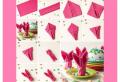 Maîtrisez le pliage de serviette en papier ou tissu pour magnifier la déco de votre table. Plus de 30 tutos faciles