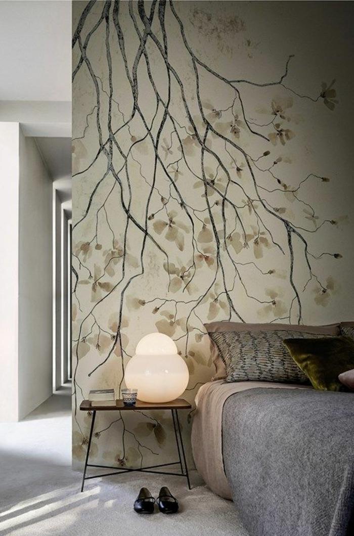 1001 id es pour une chambre design comment la rendre for Chambre design verte