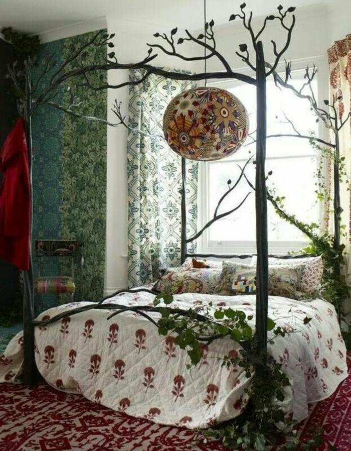 1001 id es pour une chambre design comment la rendre for Chambre style oriental