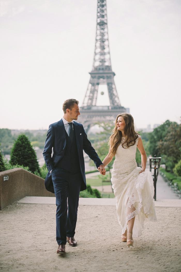 Marque robe de mariée robe de mariée champetre chic mariage Paris