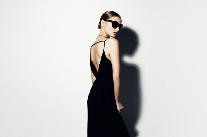 Idee tenue classe femme s habiller classe style femme classe damain robe noire beauté