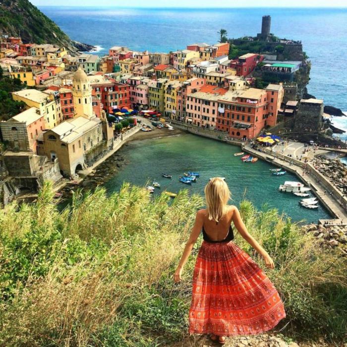 Vetement femme style boheme robe courte boheme belle tenue bohème chic voyager robe longue