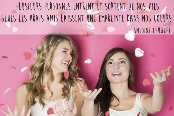 Phrases amitié citations meilleure amie citation sur l amitie idée