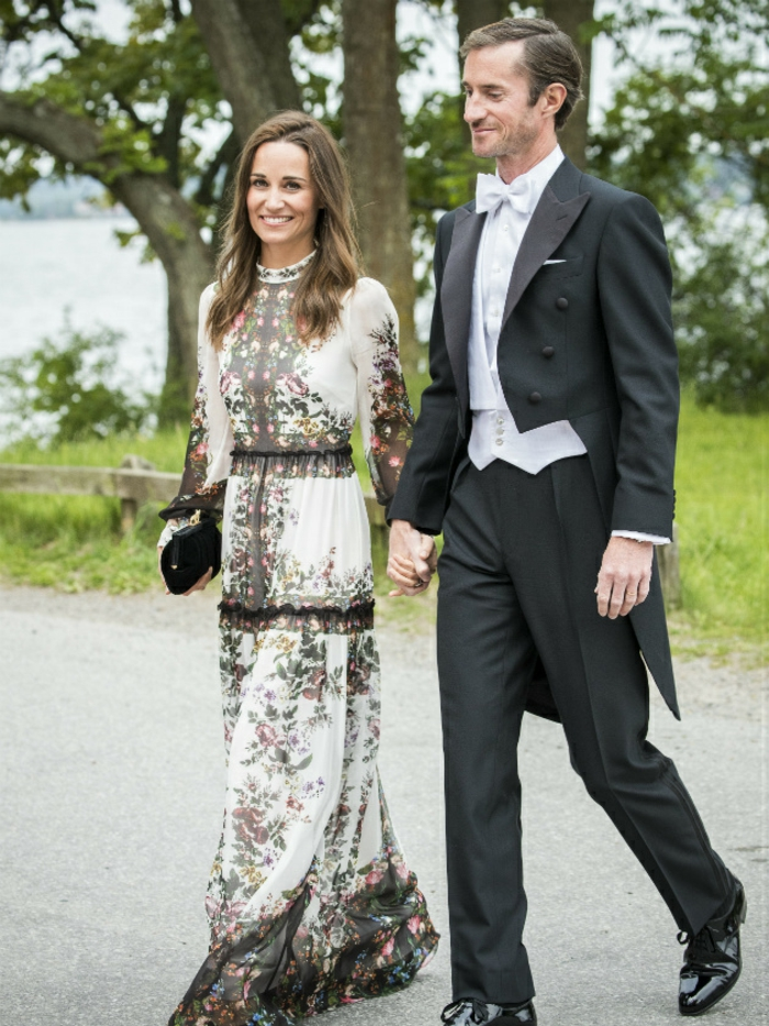 S habiller bien pour mariage invitée robe quelle tenue choisir chic comme Pipa Middleton belle robe longue