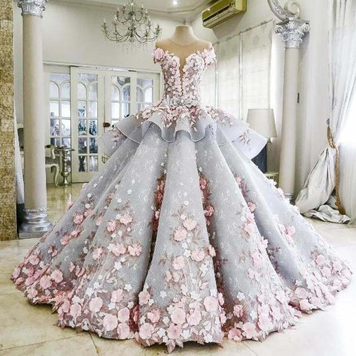Robe de marier fondant cool idée robe de marier originale gateau robe