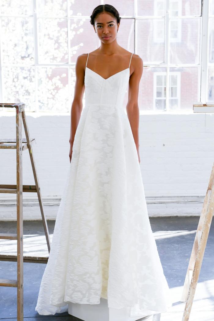 Belle robe de mariée robe de mariée courte dentelle robe marier