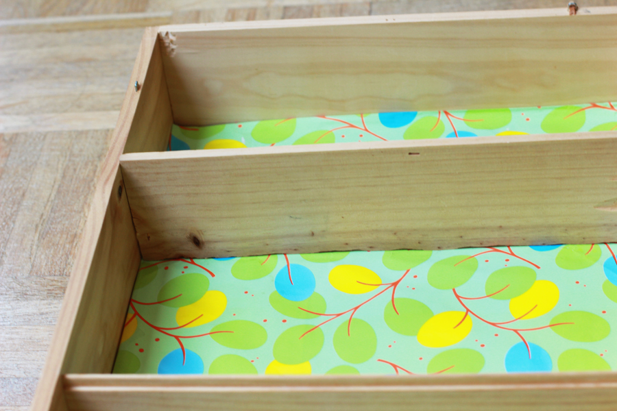 trouver l emplacement pour les rayons de l etagere cagette, idée de bricolage facile, astuce rangement cuisine