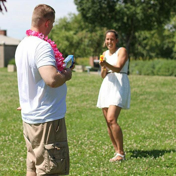 Annoncer que c est une fille comment faire la surprise à votre famille photo jeu