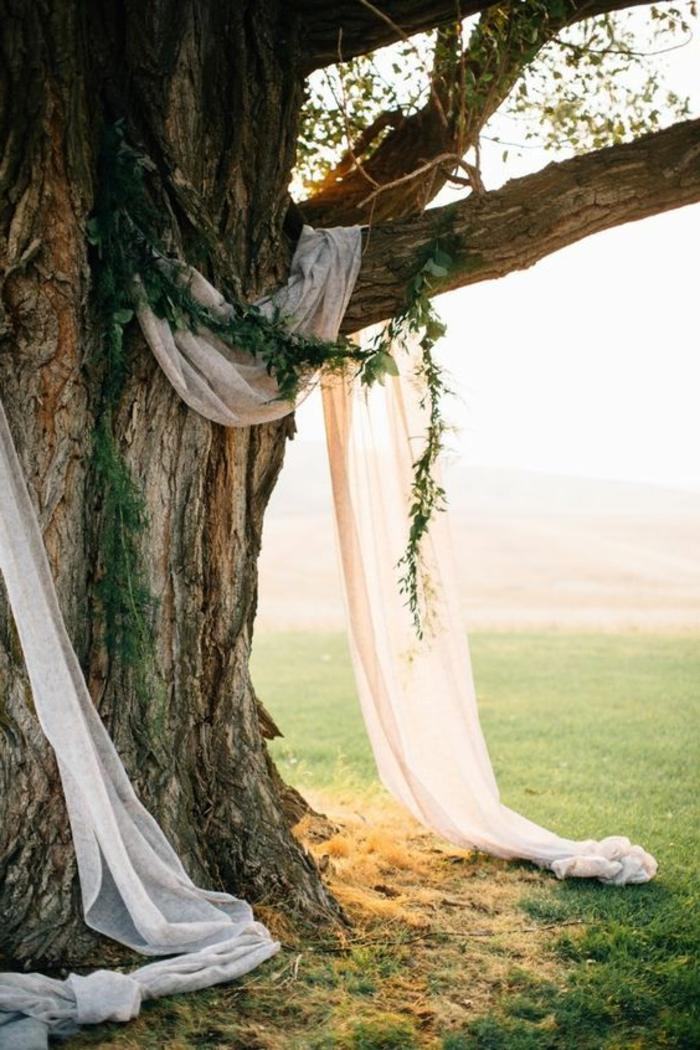 Comment faire une arche pour mariage deco fleurs mariage arche au coucher de soleil