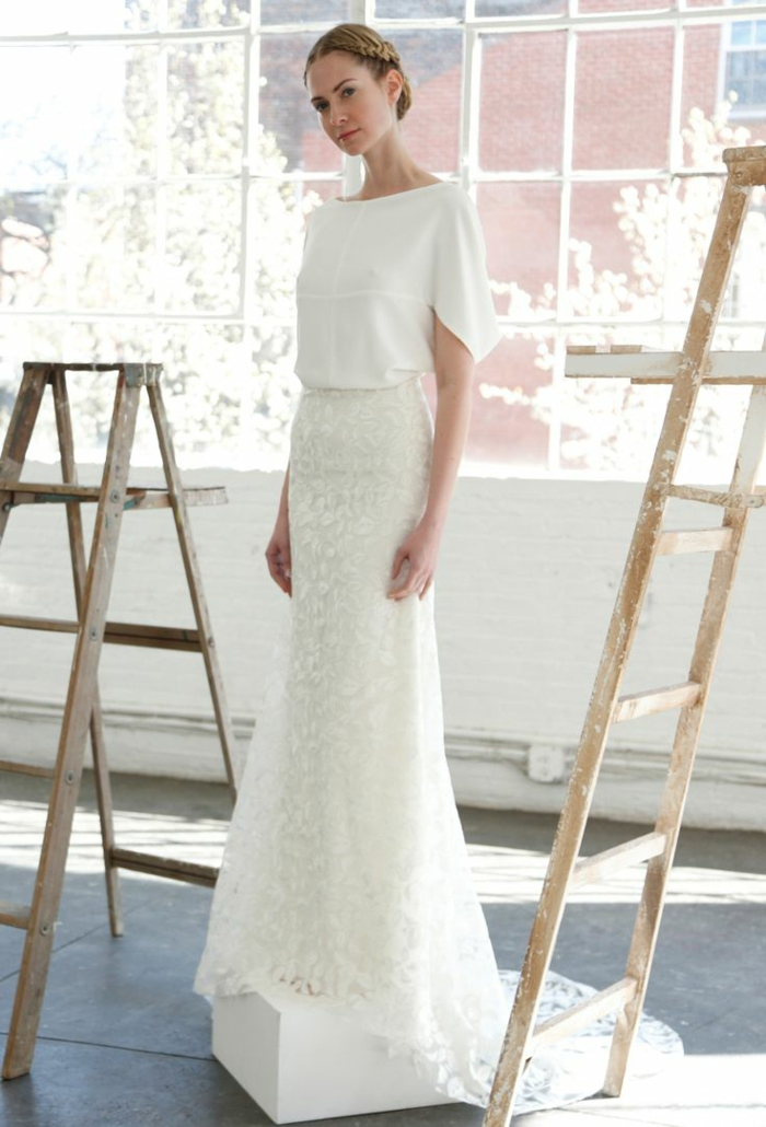 1001 Images De La Robe De Mariée Moderne Pour Choisir
