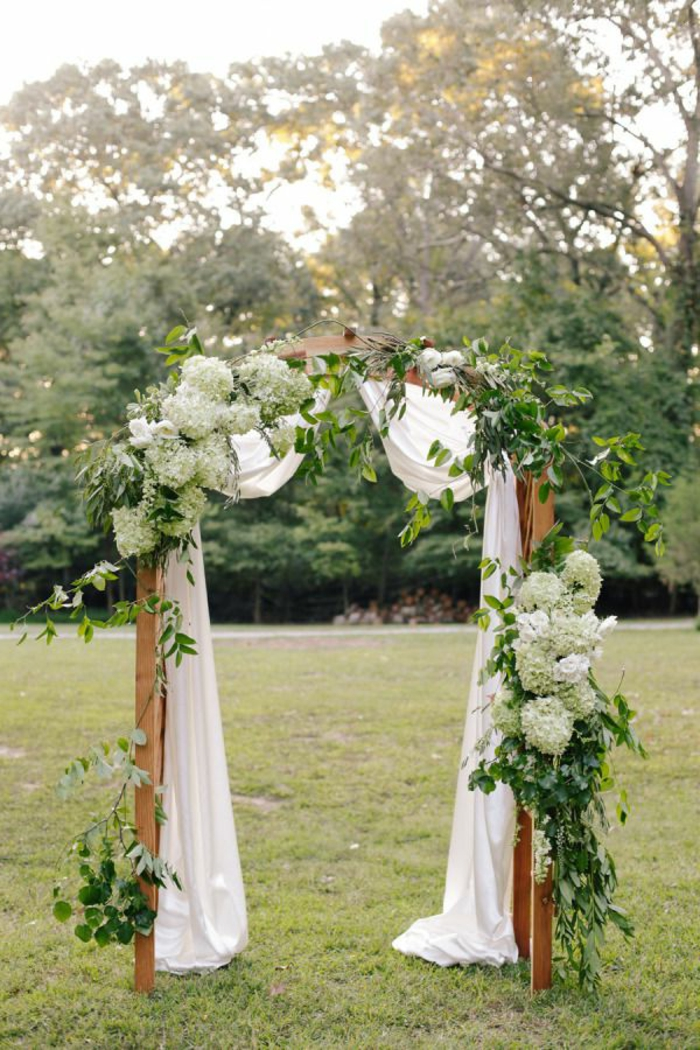 Bouquet table mariage decoration florale mariage belle idée déco
