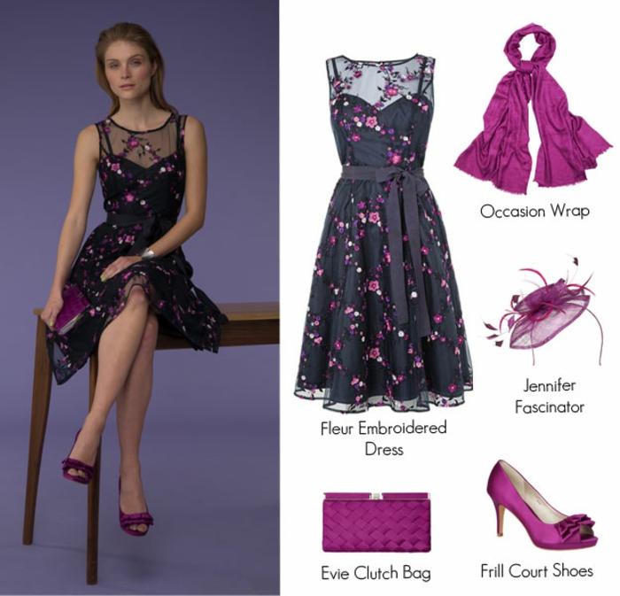 Quelle robe pour invité mariage tenue champetre femme belle robe comment accessoiriser la robe mariage invitée
