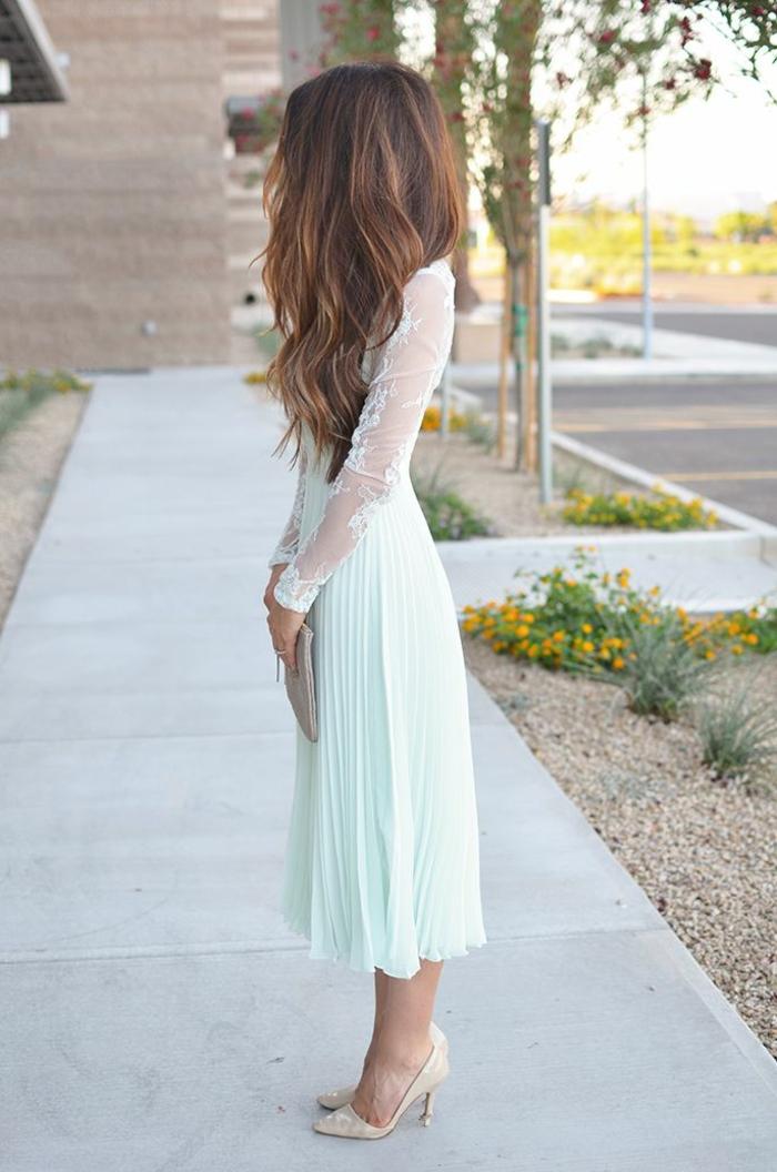 1001 id es quelle est la meilleure robe pour mariage for Quoi porter sur une robe maxi pour un mariage