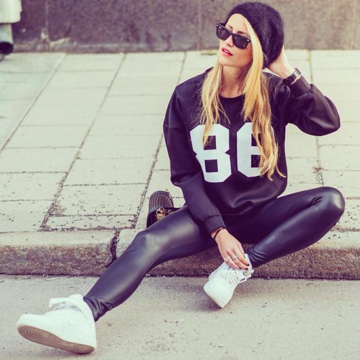 Femme stylée tenue femme swag les tenus swag tenue sportswear