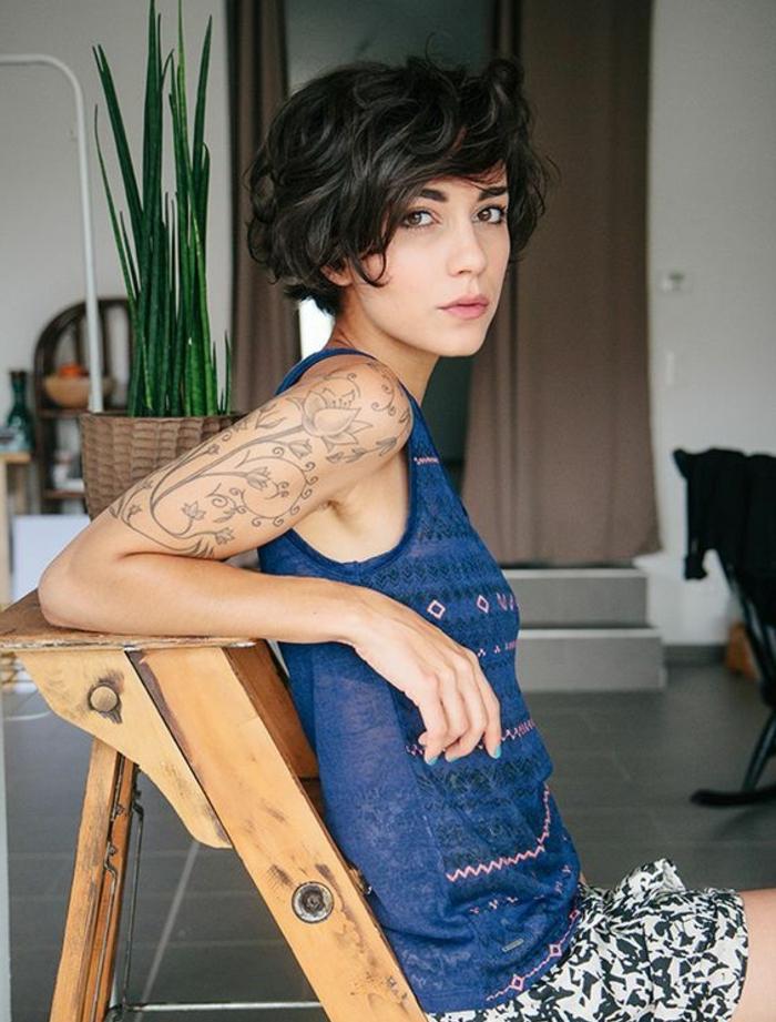 1001 + idées de coupe courte femme moderne et stylée