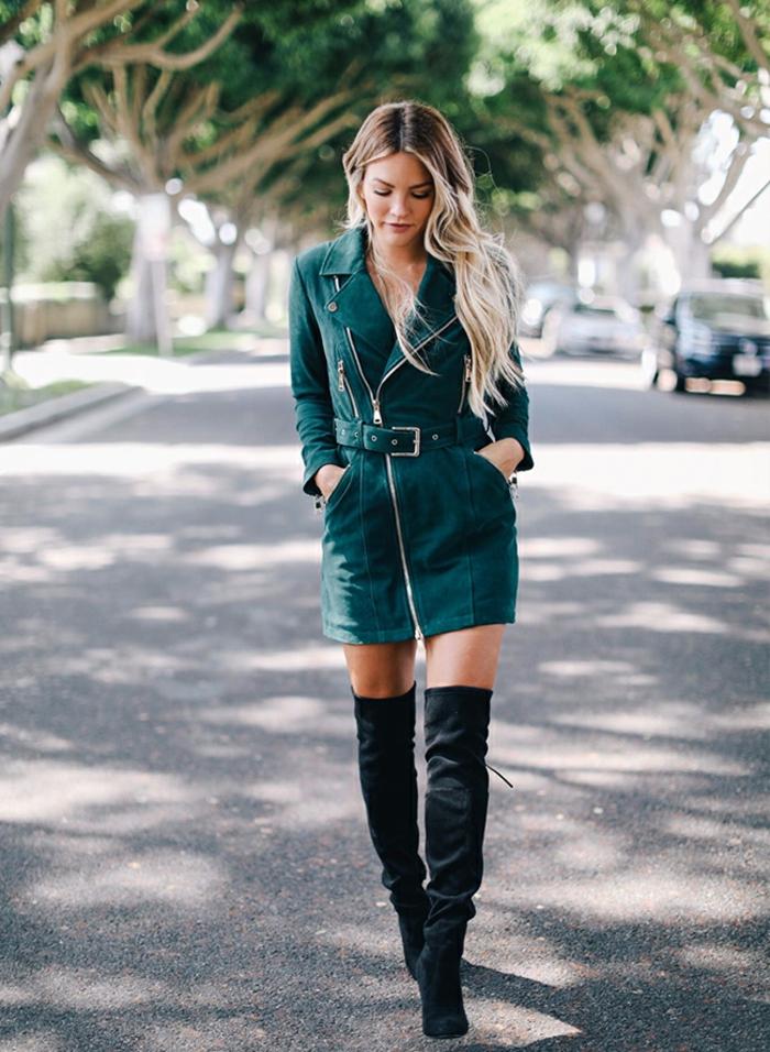 Avoir la classe tenue classe femme classe idée comment s habiller avec cuissardes