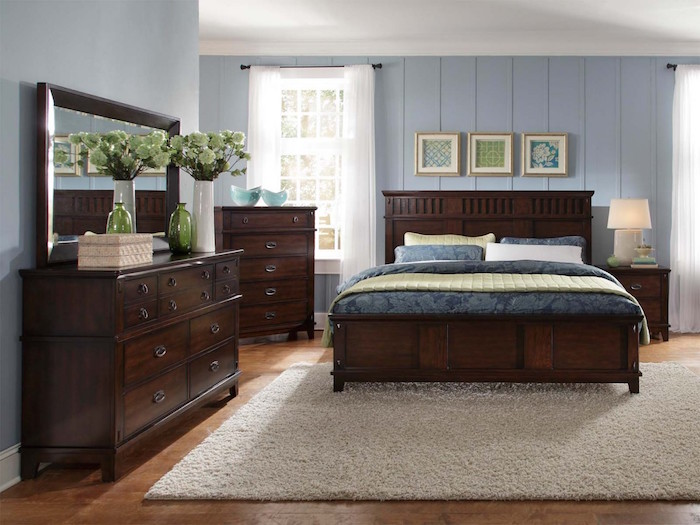 1001 id es d co et int rieur couleur bistre foncez dans nos 40 exemples. Black Bedroom Furniture Sets. Home Design Ideas