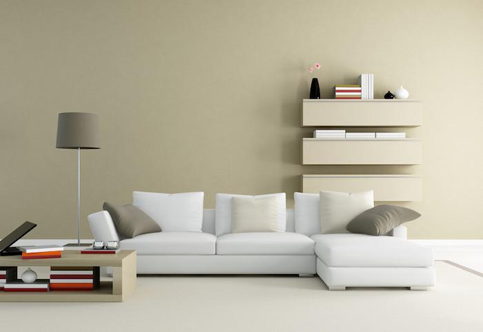 salon décoration simple et design style séjour moderne ikea