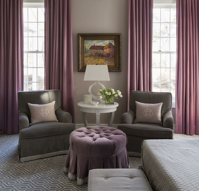 chambre coucher violet stunning with chambre coucher violet fabulous chambre a coucher gris et. Black Bedroom Furniture Sets. Home Design Ideas