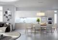 Au-delà les limites avec plus de 70 idées géniales de cuisine ouverte sur le salon