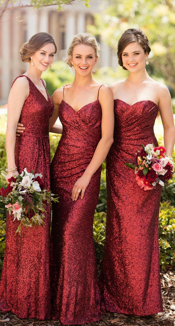 S habiller bien pour un mariage robe de soirée pour mariage modèles