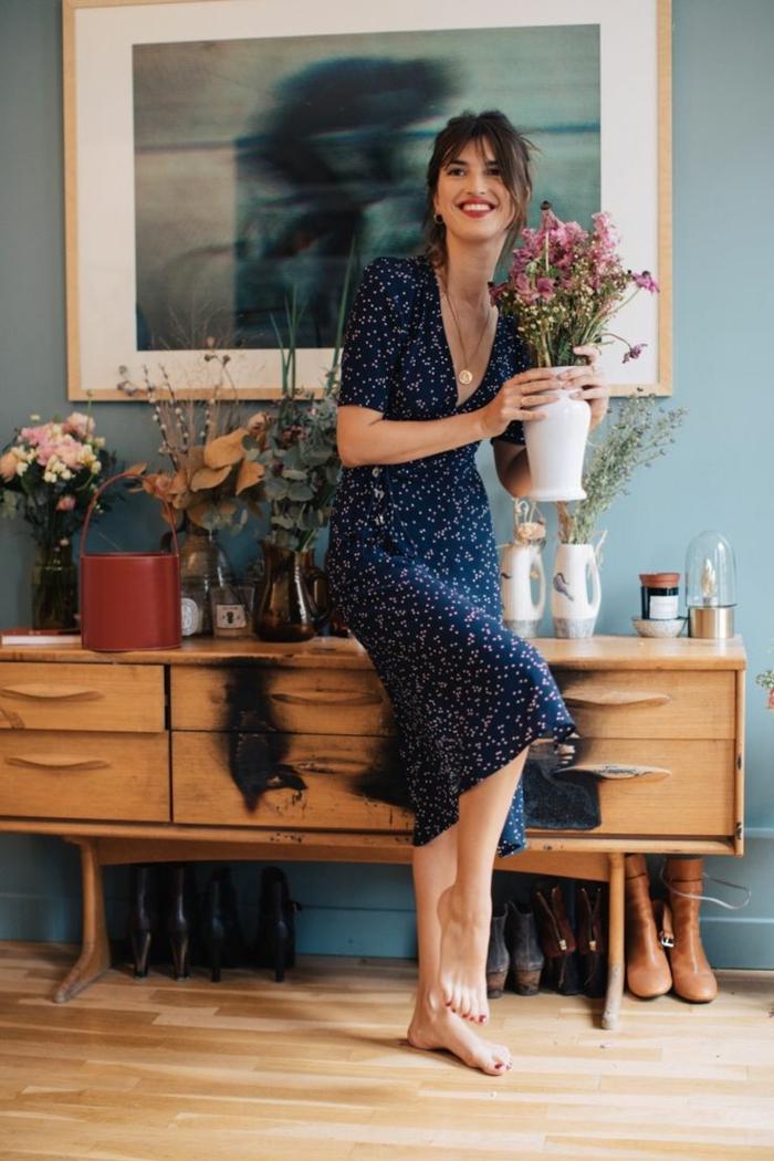 Magnifique idée comment s habiller robe classe bien s habiller femme robe