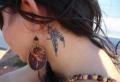 La signification du tatouage plume. 62 photos et conseils comment la déchiffrer et adopter
