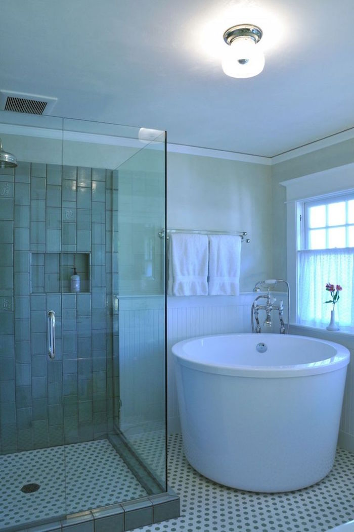emejing baignoire salle de bain dimensions images