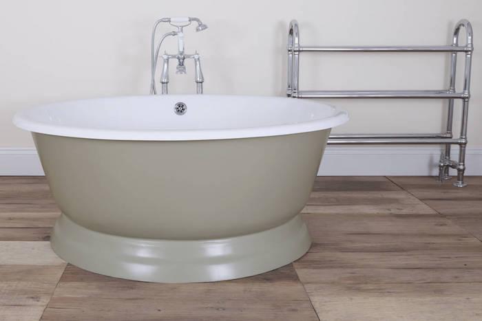 dimensions baignoire ronde pour petite salle de bain acrylique