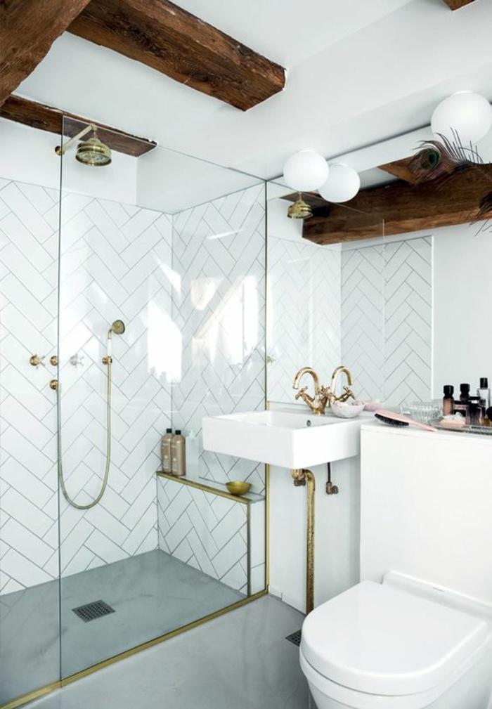 1001 id es pour am nager une petite salle de bain des strat gies pour pargner de l 39 espace Bathroom tiles ideas nz