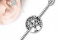 Tout savoir sur le piercing oreille pour femme. 70 idées pour un look ultra féminin et moderne