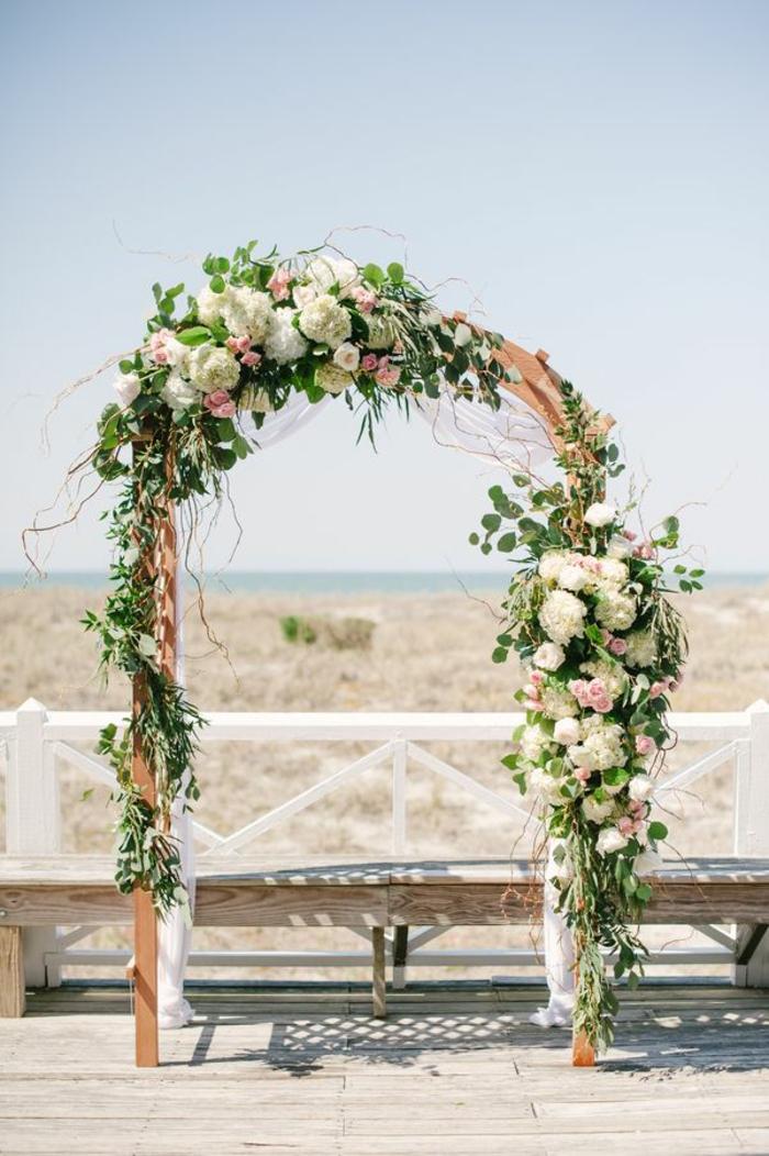 Montage de fleurs pour mariage decoration florale pour mariage adorable
