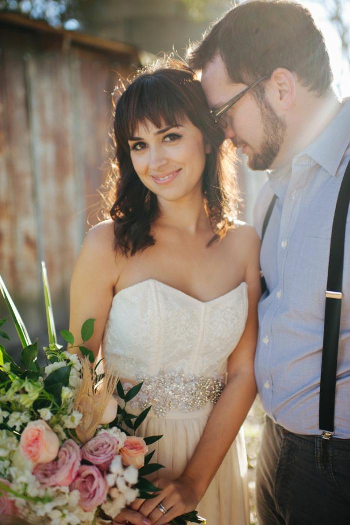 Les plus belles robes de mariée robe de mariée courte pas cher