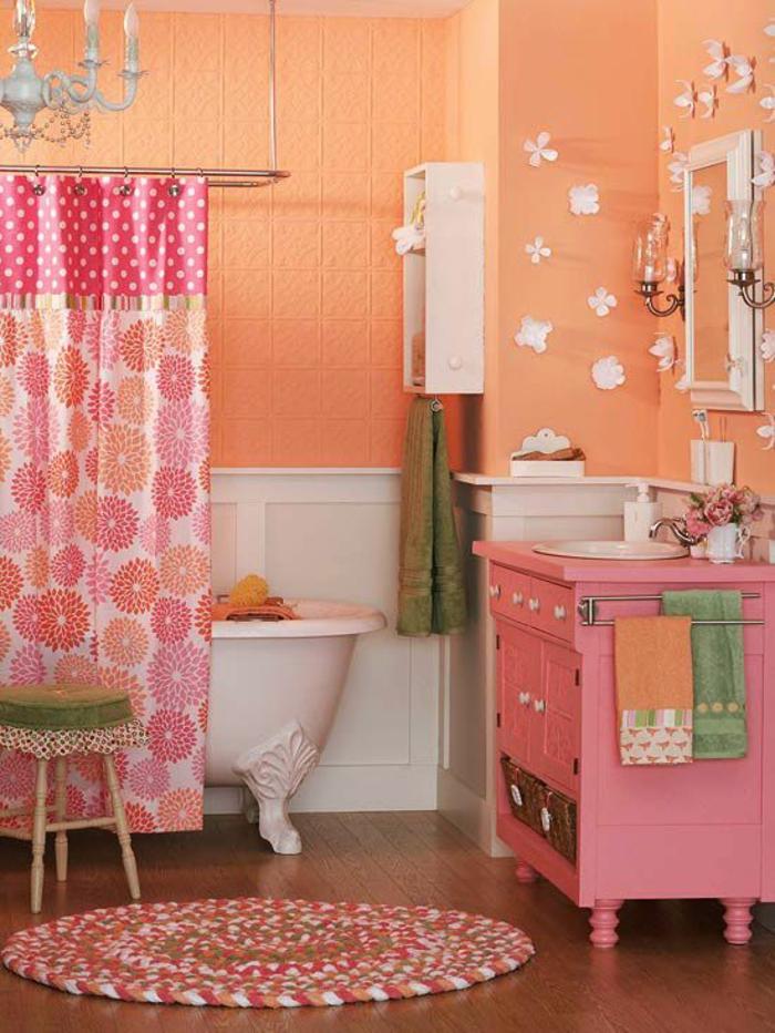 1001 id es pour am nager une petite salle de bain des for Organiser sa salle de bain