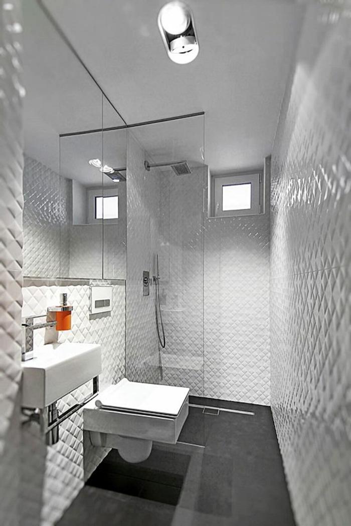1001 id es pour am nager une petite salle de bain des. Black Bedroom Furniture Sets. Home Design Ideas